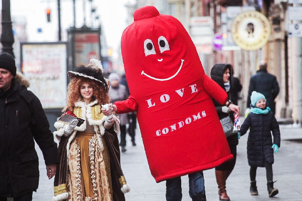 lovecondoms_mascot